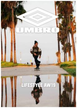 Umbro Lifestyle AW19